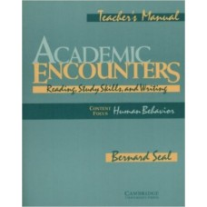 Academic Encounters Human Behavior Teacher's manual