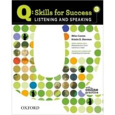 Q: Skills for Success 3