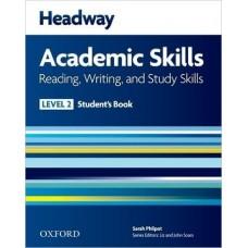 Headway 2 Academic Skills