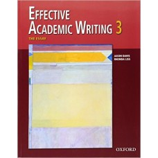 Effective Academic Writing 3