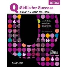 Q: Skills for Success Reading