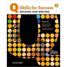 Q: Skills for Success 1 Reading & Writing