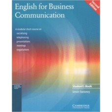 English for Business Communication Student's