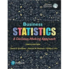 Business Statistics, Global Edition 10th Edition - Access code