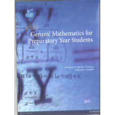 General Mathematics for Preparatory Year Students