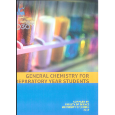 General Chemistry for Preparatory Year Students