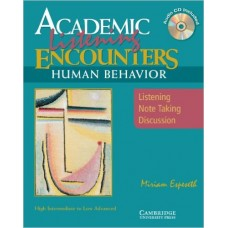 Academic Encounters Human Behavior Student's Book