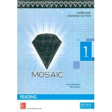 Mosaic Level 1 Reading Student Book 6th Edition