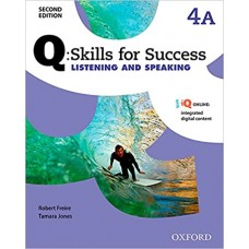 Q Skills for Success (2nd Edition). Listening & Speaking 4