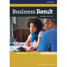 Business Result Pre-Intermediate Student's Book with Online Practice - 12 month rental