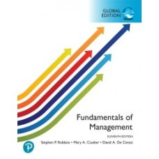 Textbook: Fundamentals of Management tenth edition ( global edition )- 12month rental
