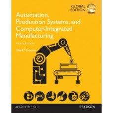Automation Production Systems and Computer-Integrated Manufacturing 12month rental