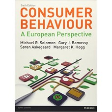 Consumer Behavior: A European Perspective, 6th Edition 12 month rental