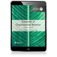 Essentials of Organizational Behavior Global Edition, 13th edition 12 month rental