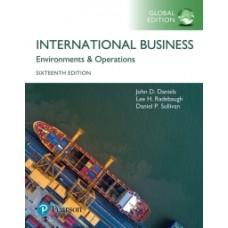 International Business 13th edition 12 month rental