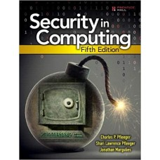 Security in Computing - 12 month rental