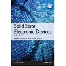 Solid State Electronic Devices  12month rental