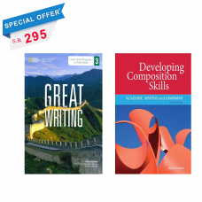 From Great Paragraphs to Great Essays (Great Writing, New Edition) & Developing Composition Skills: Academic Writing and Grammar