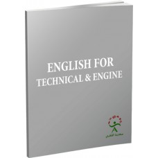 ENGLISH FOR TECHNICAL & ENGINE